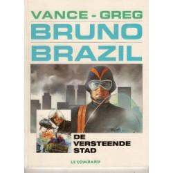 Bruno Brazil 04 De versteende stad