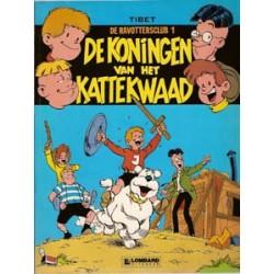 Ravottersclub 01<br>Koningen van het kattekwaad<br>herdruk