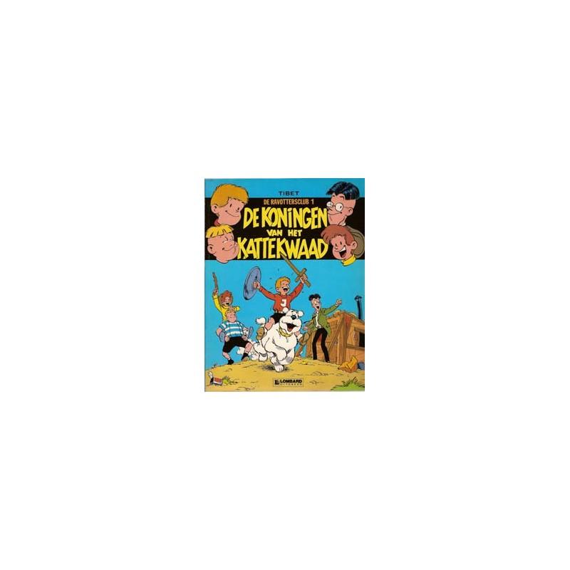 Ravottersclub 01 Koningen van het kattekwaad herdruk