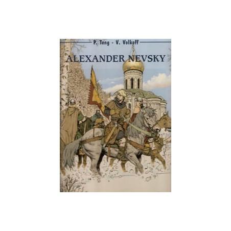 Teng Alexander Nefsky HC 1e druk 1994