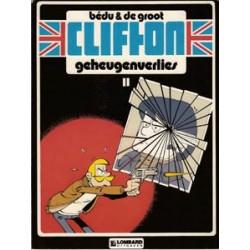 Clifton 11 Geheugenverlies