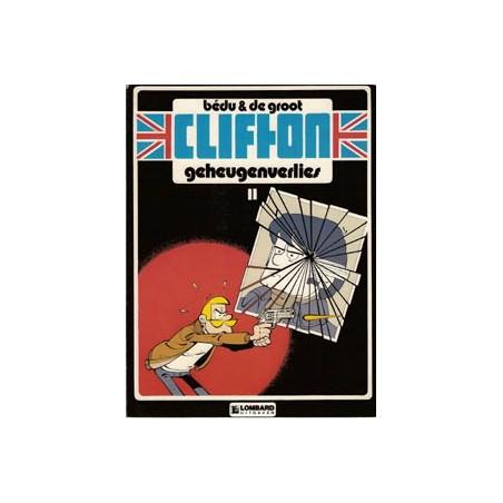 Clifton 11 Geheugenverlies 1e druk 1987