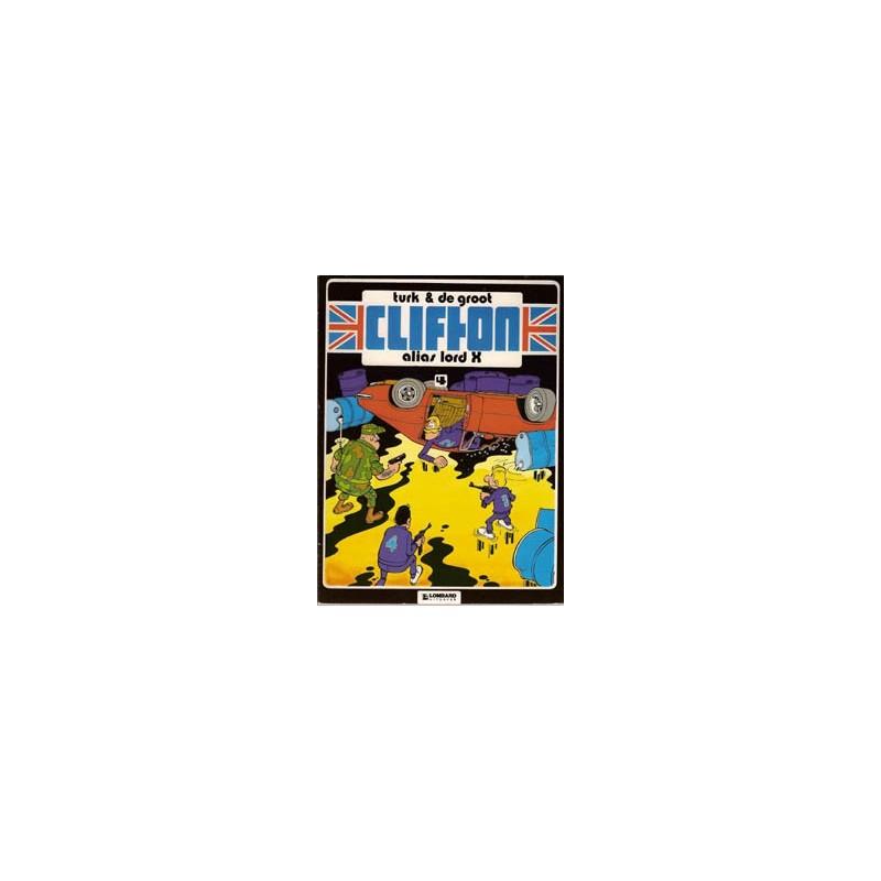 Clifton 04 Alias lord X 1e druk* 1980