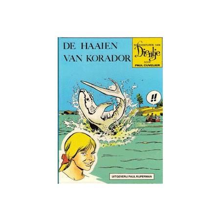 Dientje setje 2 delen HC herdrukken 1982