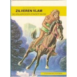 Zilveren vlam HC<br>Kruisridders zonder naam<br>herdruk 1982