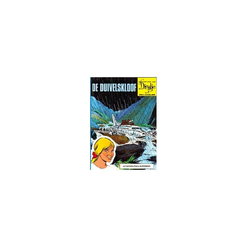 Dientje HC De duivelskloof herdruk 1982