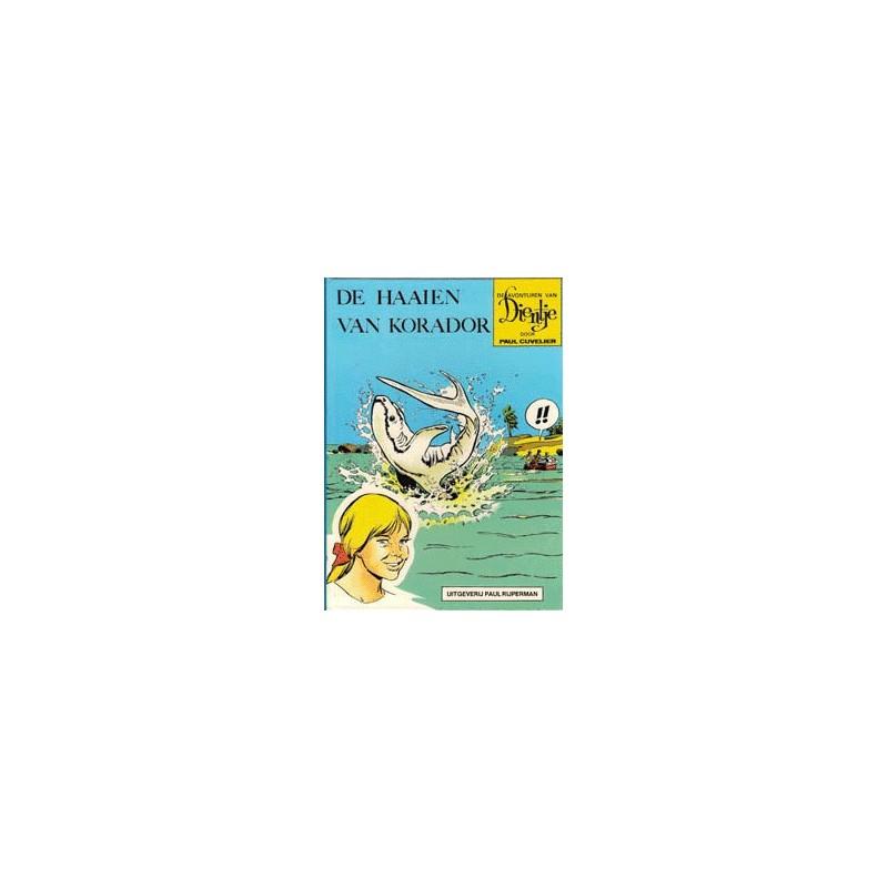 Dientje HC De haaien van Korador herdruk 1982