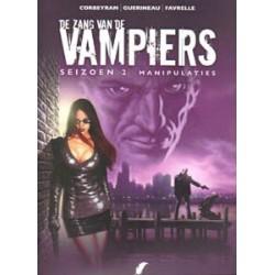 Zang van de vampiers D10<br>Manipulaties