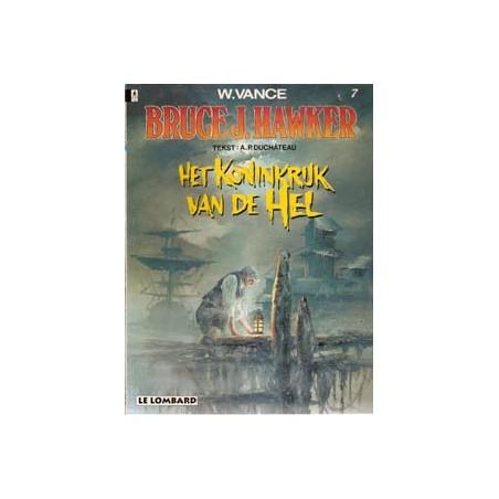 Bruce J. Hawker 07 Koninkrijk van de hel 1e druk 1995