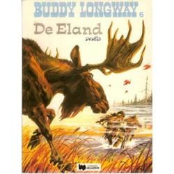 Buddy Longway 06 - De eland 1e druk 1978