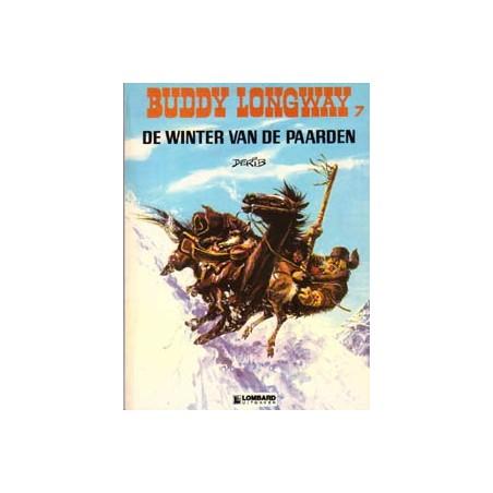 Buddy Longway 07 - De winter van de paarden herdruk