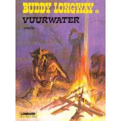 Buddy Longway 08 - Vuurwater 1e druk 1979