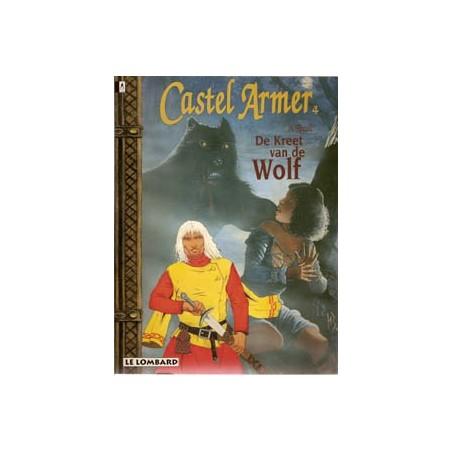 Castel Armer 04 Kreet van de wolf 1e druk 1996