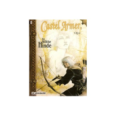 Castel Armer 02 Witte Hinde 1e druk 1994