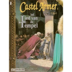 Castel Armer setje<br>Deel 1 t/m 5<br>1e drukken 1994-1997