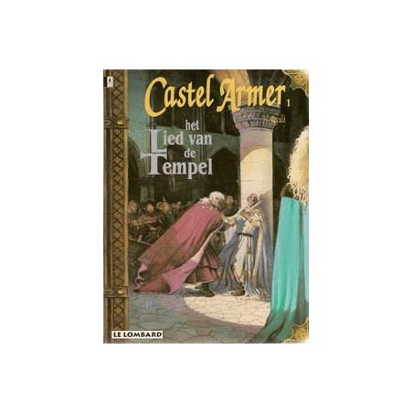 Castel Armer setje Deel 1 t/m 5 1e drukken 1994-1997