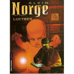 Alvin Norge setje Deel 1 t/m 5 1e drukken 2001-2005