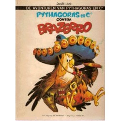 Pythagoras setje Deel 1 t/m 3 SC 1e drukken 1972-1974