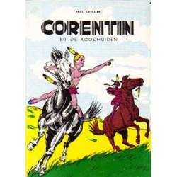 Corentin Bij de roodhuiden Illegale uitgave 1983
