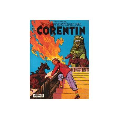 Corentin 02 Nieuwe avonturen herdruk 1979