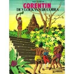 Corentin 04 De vloek van de cobra herdruk 1982