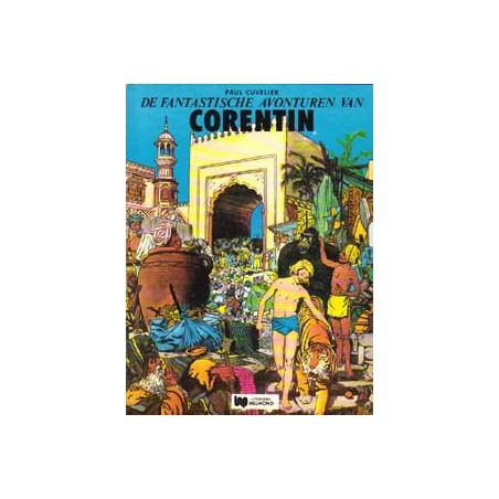 Corentin 01 Fantastische avonturen herdruk 1978