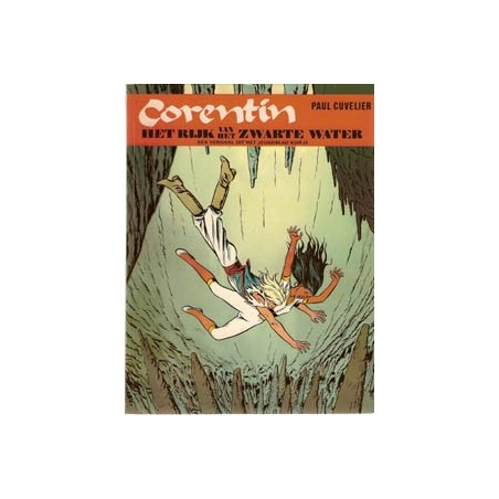 Corentin Het rijk van het zwarte water 1e druk 1974