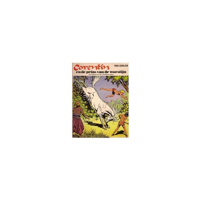 Corentin 05 De prins van de woestijn herdruk 1974