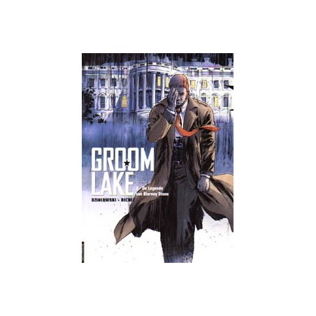 Groom Lake 03 De legende van Blarney Stone