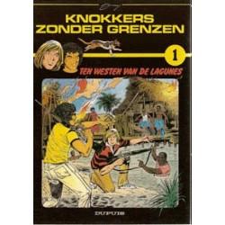 Costa/Knokkers zonder grenzen set<br>Deel 1 t/m 9<br>1e drukken
