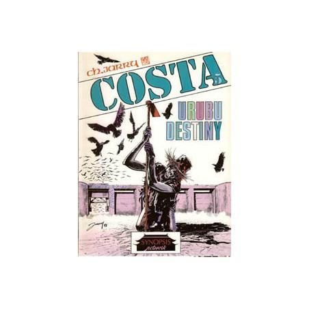 Costa 05 Urubu destiny 1e druk 1993
