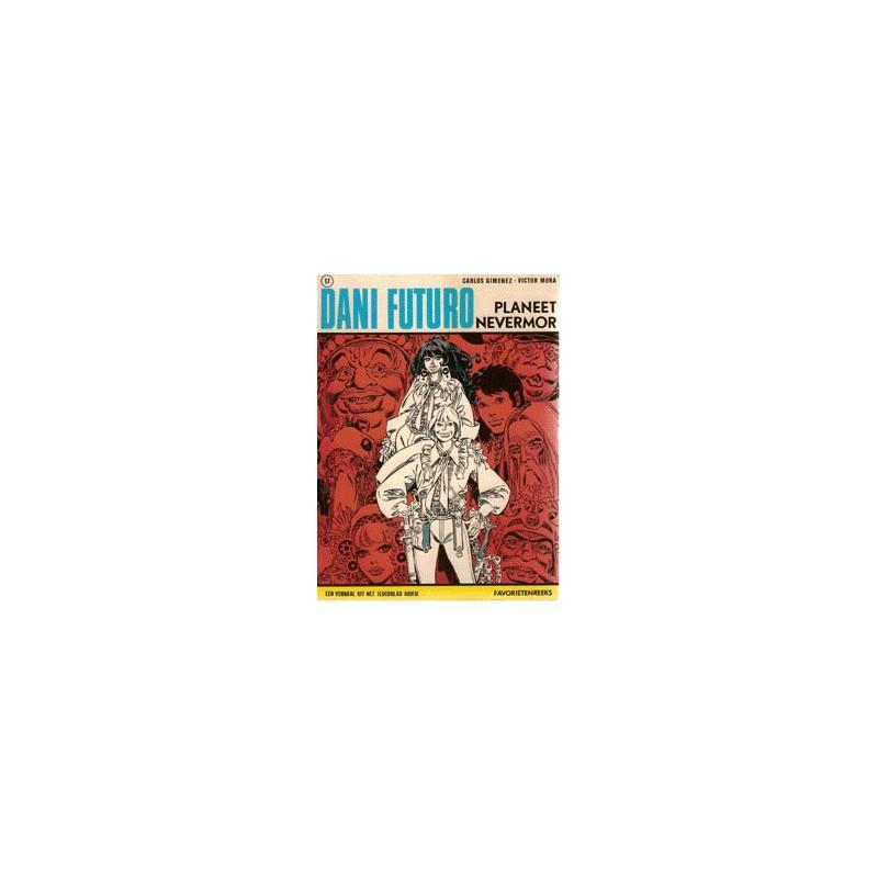Dani Futuro setje 7 Delen 1e drukken 1973-1983