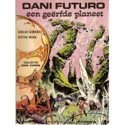 Dani Futuro<br>De geerfde planeet<br>Jong Europa 113<br>1e druk