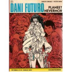 Dani Futuro<br>Planeet Nevermor<br>1e druk 1973