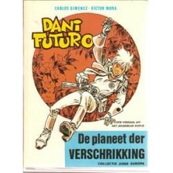 Dani Futuro<br>De planeet der Verschrikking<br>1e druk 1975