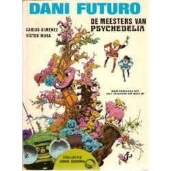 Dani Futuro<br>De Meesters van Psychedelia<br>1e druk 1976