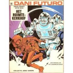 Dani Futuro<br>Het ruimtekerkhof<br>Jong Europa 98<br>1e druk