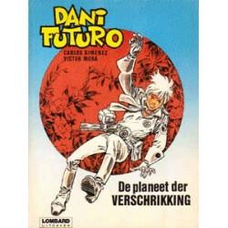 Dani Futuro setje<br>Deel 1 t/m 5<br>herdrukken 1981-1983