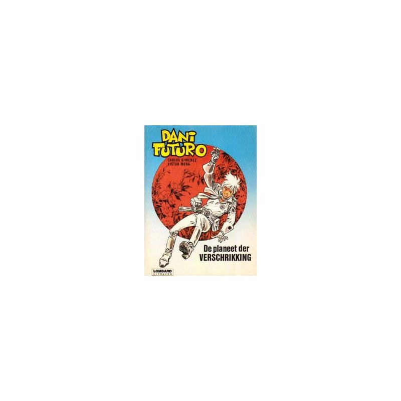 Dani Futuro setje Deel 1 t/m 5 herdrukken 1981-1983