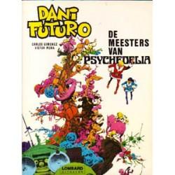 Dani Futuro 02<br>De meesters van psychedelia<br>herdruk 1981