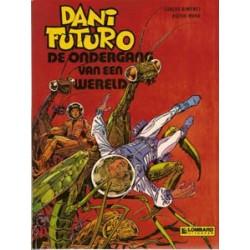 Dani Futuro 04<br>De ondergang van een wereld<br>1e druk 1982