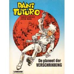 Dani Futuro 01<br>De planeet der verschrikking<br>herdruk 1981