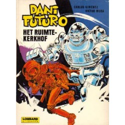 Dani Futuro 03<br>Het ruimtekerkhof<br>herdruk 1981