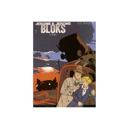 Jerome K. Jerome Bloks  07 Vol pension