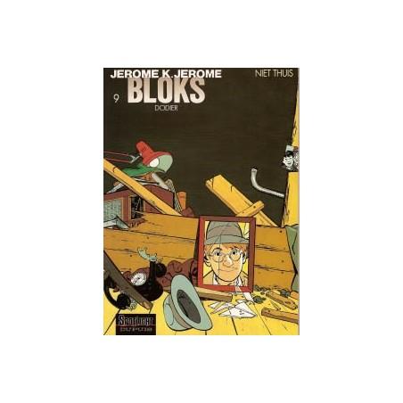 Jerome K. Jerome Bloks  09 Niet thuis