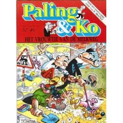 Paling en Ko 49 Het vrouwtje van de melkweg 1e druk 1991