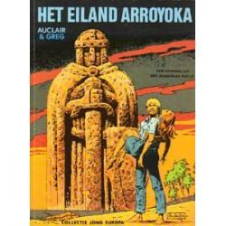 Auclair Het eiland Arroyoka Jong Europa 105 1e druk 197