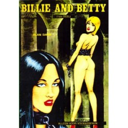 Billie and Betty 01<br>1e druk 1985