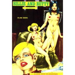 Billie and Betty 02<br>1e druk 1985