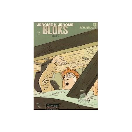 Jerome K. Jerome Bloks  12 De schuilplaats